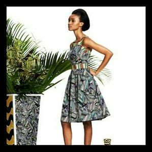 Duro Olowu for JCP Dress size 8